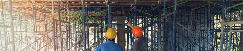 Aluguel de equipamentos para construção civil