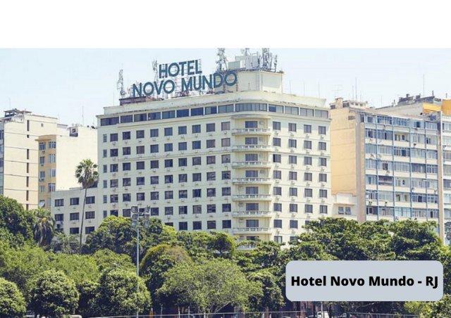 Hotel Novo Mundo - Rj