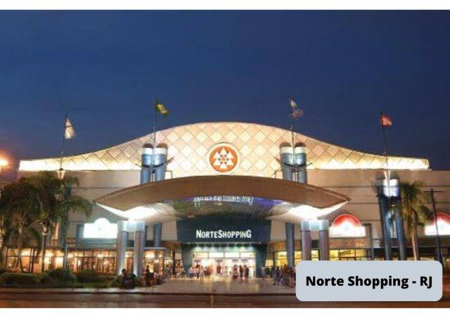 Norte Shopping - Rj