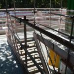 Locação de escadas para obra